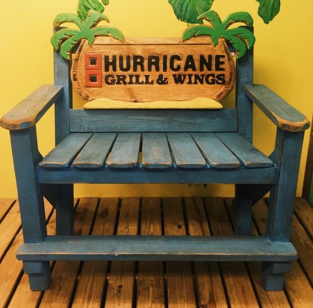Custom Hurricane Bench